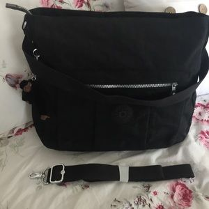 Kipling Tote in Black